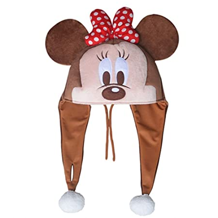 Disney Original Sombrero Mickey Mouse Minnie Stitch Cartoon Animal ...