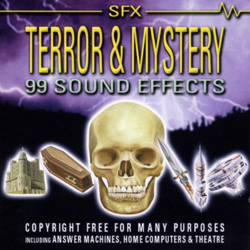 Terror And Mystery 99 Sound E Various Prism New Age