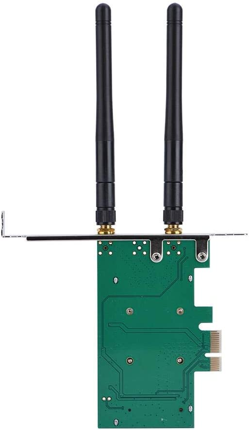 Focket Wireless USB WiFi Adapter,2.4G//5G 300Mbps Wireless Network Card Dual Band,Network WiFi Antennas for Computer//Laptop//Gaming Card