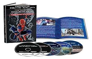 Amazing Spider-Man 2/Amazing Spider-Man, the - Set 4K UHD and Blu-Ray