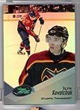 ILYA KOVALCHUK 2001-02 Topps Etopps #31 RC Rookie Card 2513 Made! New Jersey Devils Hockey