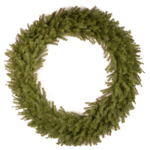 National Tree 60 Inch Norwood Fir Wreath (NF-60W) by National Tree Company