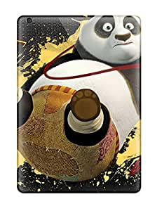 Hot Tpu Covers Cases For Ipad/ Air Cases Covers Skin - Kungfu Panda