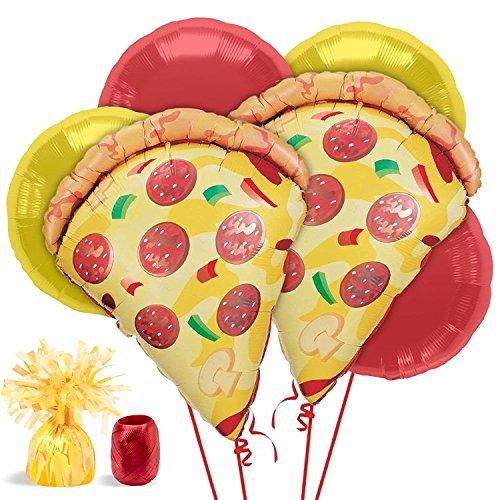 Pizza Party Balloon Kit (Each)