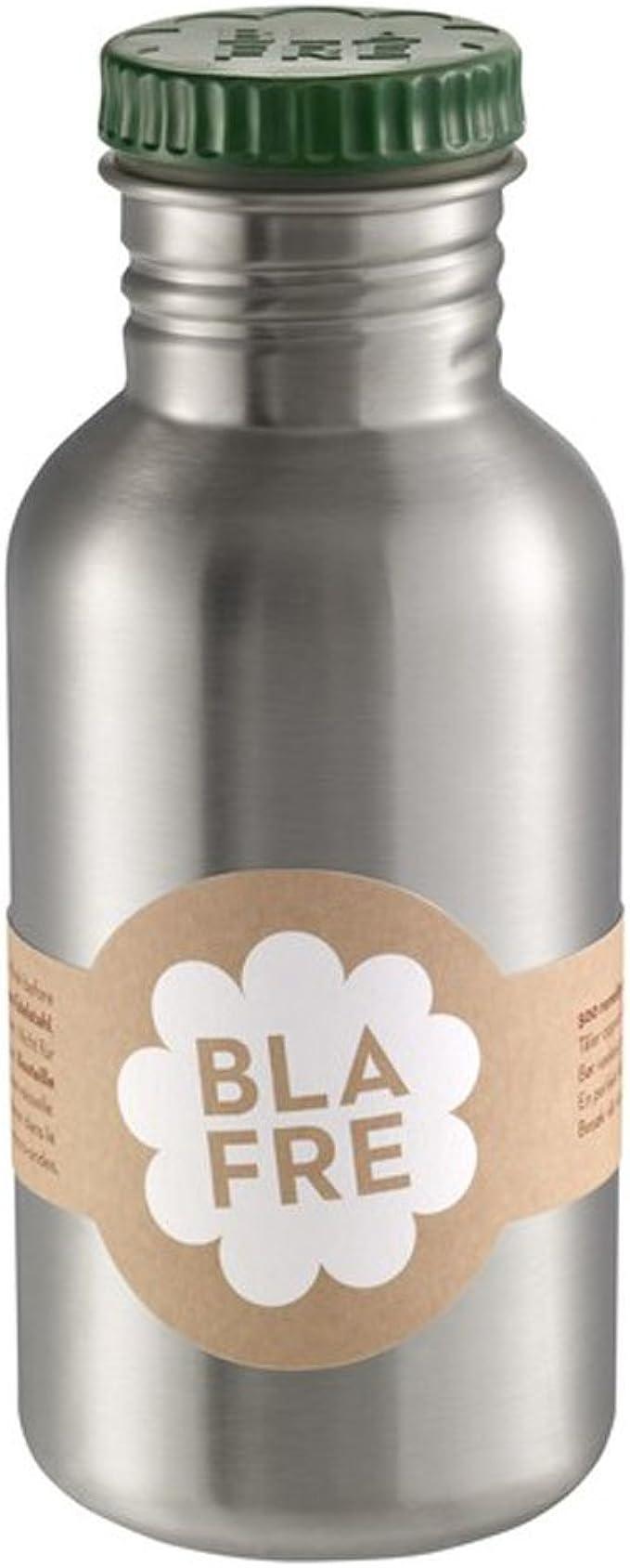BLAFRE Edelstahl Trinkflasche 300ml hellblau