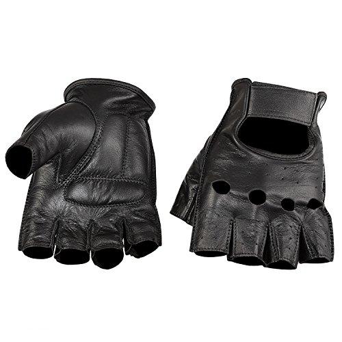 Cruiser Motorcycle Gloves - 6