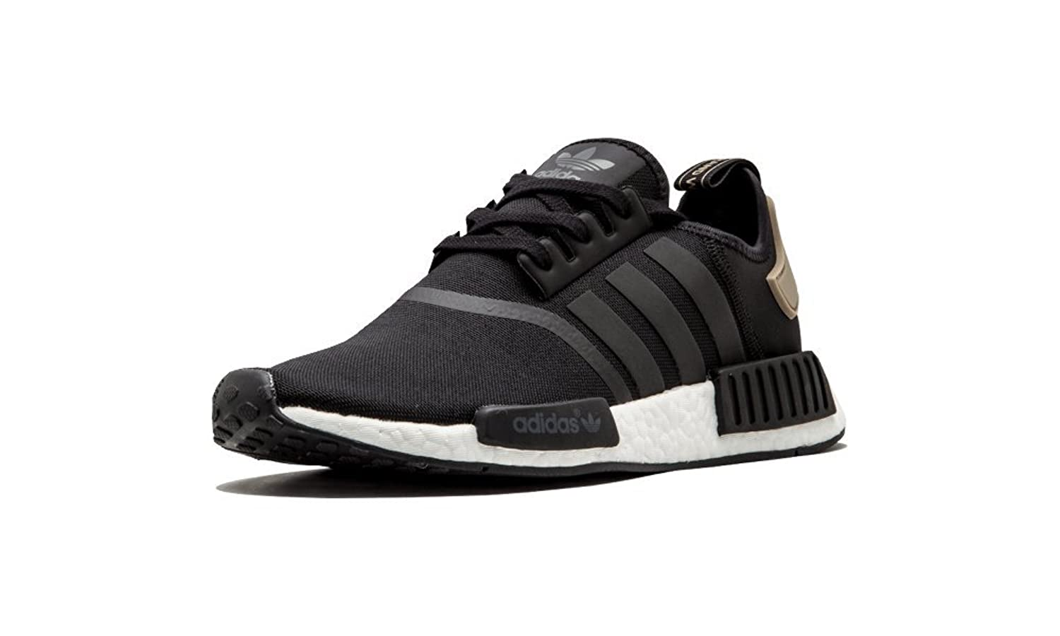 Amazon.com | Adidas Men's NMD_R1 Core Black / Black / Running White Trial  Shoe | Running