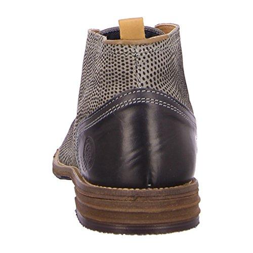 BULLBOXER 714K54785CP391 - Botas de Piel para hombre Gris - gris