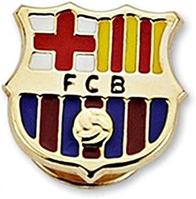 Pin escudo F.C. Barcelona oro de ley 9k 16mm. esmaltado [6536 ...