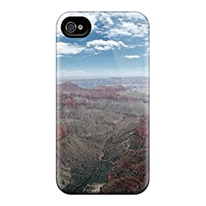 For Iphone 4/4s Tpu Phone Case Cover(gr Canyon From Arizona) by runtopwell