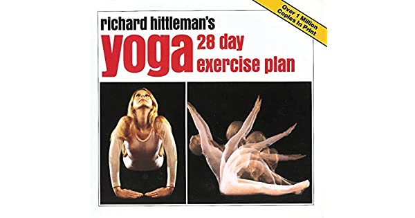 Amazon.com: Richard Hittleman - Plan de ejercicio para yoga ...