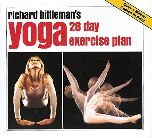 YOGA TWENTY-EIGHT DAY EXERCISE PLAN BY HITTLEMAN, RICHARD ...