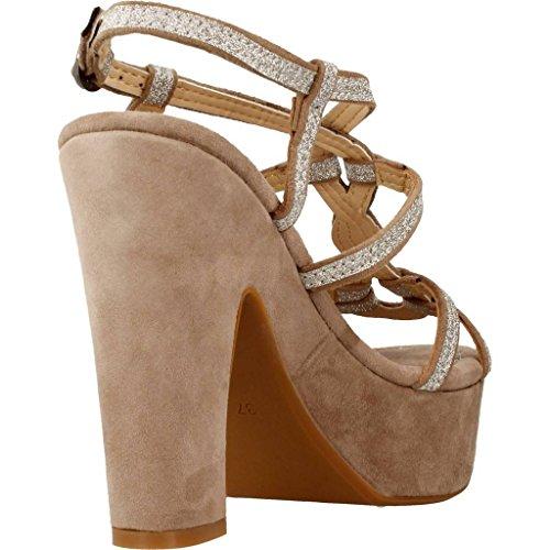 Sandalias y chanclas para mujer, color marr�n , marca ALMA EN PENA, modelo Sandalias Y Chanclas Para Mujer ALMA EN PENA ROMY 12 Marr�n marr�n