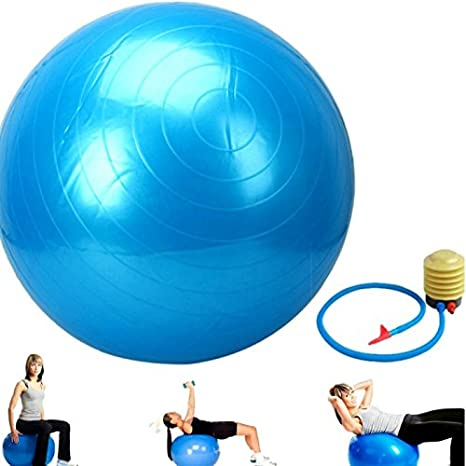 Gym Ball Balón para gimnasio Yoga Gimnasia Fitness Abdominales ...