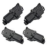#2: Door Lock Actuators Kit Left and Right For Ford F150 F250 F350 F450 F550 Excursion Expedition Ranger Mercury Montego Monterey Lincoln 6L3Z25218A42AA 6L3Z25218A43AA