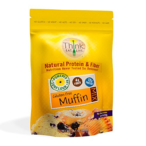 Think.Eat.Live. SunFlour Muffin Mix by Think.Eat.Live.