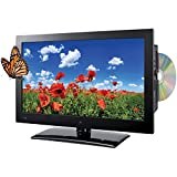 GPX TDE1982B 19IN LED HDTV/DVD Combo (Black)