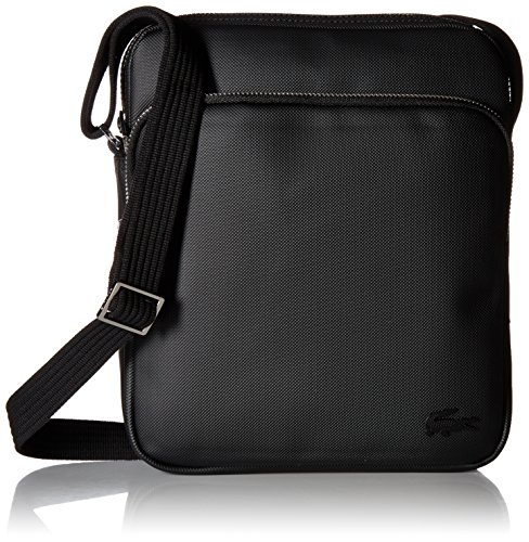 Lacoste Men's S Classic Crossover Bag,black,One Size