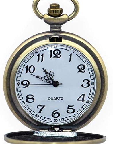 I.G.N.Y. Design Retro Fashion Jewelry Pendant Pocket Watch WeeklyReviewer