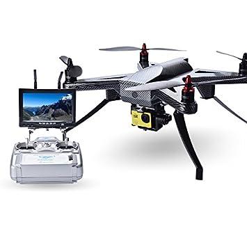 speedwolf vajra80 FPV profesional Drone con HD cámara de fibra de ...