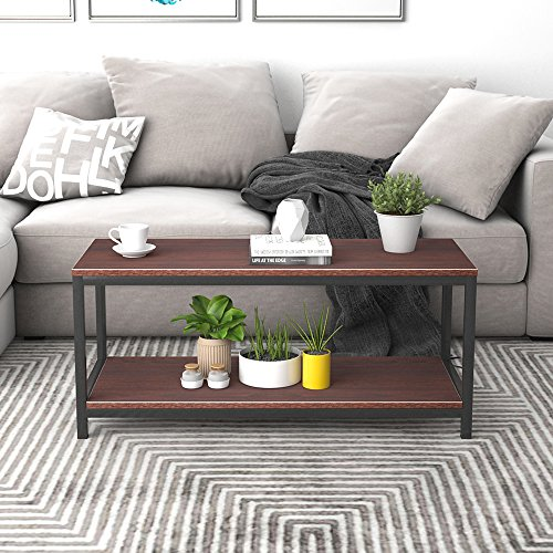 Soges Modern End Table 40 Quot Coffee Table Tv Stand Side