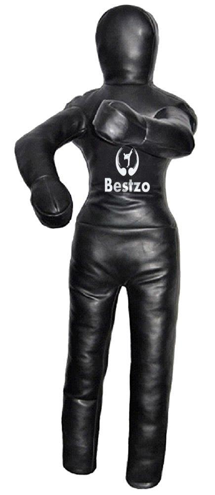 大特価放出! bestzo B01MPZXAHU MMA Martial ArtsブラジルGrapplingダミーブラックStanding位置 – Unfilled Black 70 inches (6 bestzo ft) Synthetic Leather Black B01MPZXAHU, ヒララシ:6f3c372d --- a0267596.xsph.ru