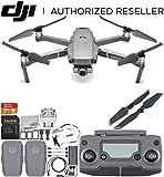 DJI Mavic 2 Zoom Drone Quadcopter with 24-48mm Optical Zoom Camera Essential Bundle