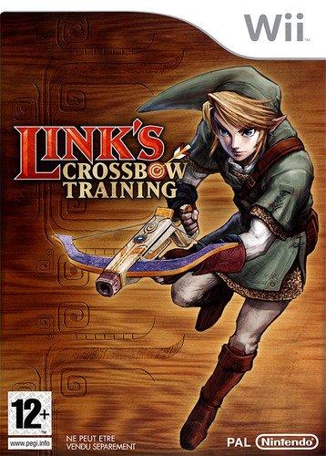 (Link's Crossbow Training)