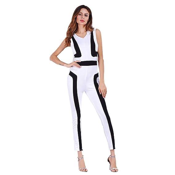 Chándal Elegante, pantalón Jumpsuit Cerimonia Sportiva Clubwear ...