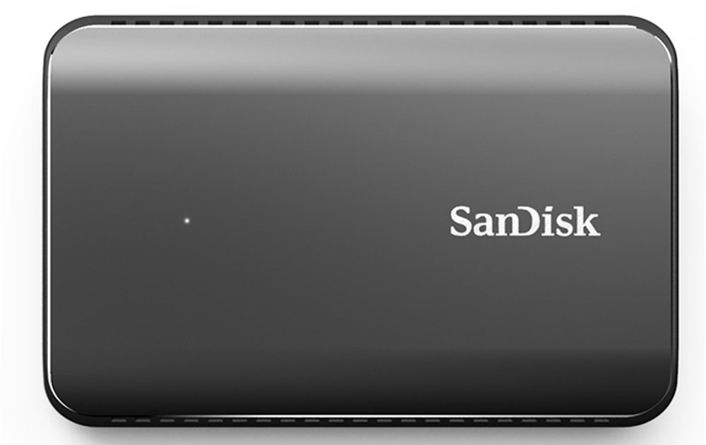 SanDisk Extreme 900 Portable SSD 480GB (SDSSDEX2-480G-G25) by SanDisk