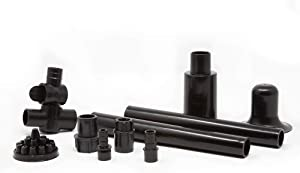 Beckett Corporation NK3 All in One Nozzle Kit for Pond Pumps, Black