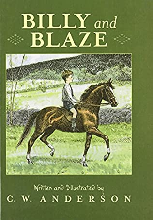 book cover of Billy and Blaze