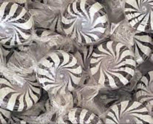 - Black & White Licorice Starlight Mints 1LB Bag