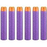 VOROSY 7,2 cm Mousse 50 pcs dards pour Nerf N-grève Elite série Blasters Toy Gun