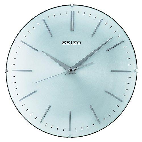 Seiko qxa630alh wall clocks wall japanese quartz wall for Seiko quartz wall clock