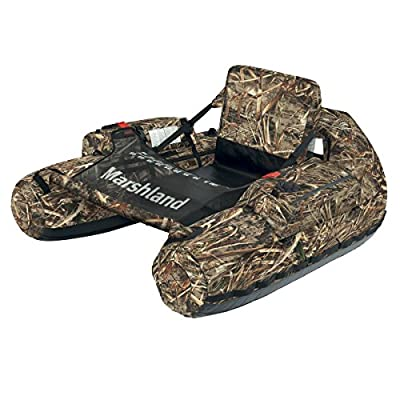 Classic Accessories Marshland Duck Hunting/Fishing Float Tube with Decoy Bag, Realtree Max