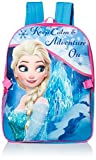 Disney Girls' Frozen Backpack with Lunch Kit