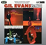 4 Classic Albums - Gil Evans - New Bottle Old Wine