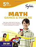 Fifth Grade Math Games and Puzzles, Sylvan Learning Staff, 0375430466