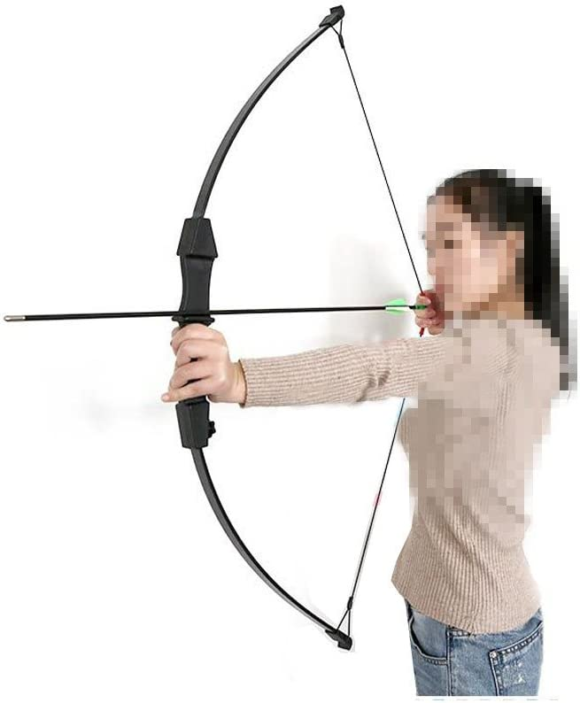 PG1ARCHERY Archery Wooden English Longbow Arrows Practice Targeting Arrow 5.8 Turkey Feathers Fletching with Bullet Points for Recurve /& Traditional Bow