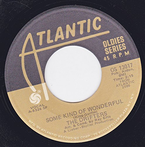 The Drifters - 45vinylrecord This Magic Momentsome Kind Of Wonderful - Zortam Music