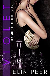 Violet by Elin Peer ebook deal