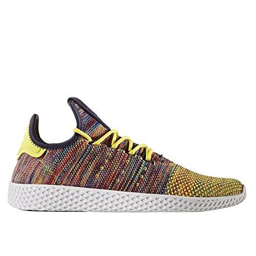 Scarpe Adidas ? Pw Tennis Hu Giallo / Multicolore / Bianco Taglia: 38