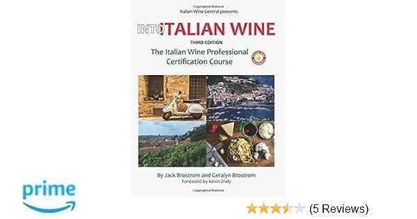 Into Italian Wine, Third Edition: The Italian Wine Professional ...
