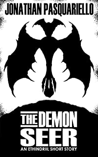 The Demon Seer by Jonathan Pasquariello ebook deal