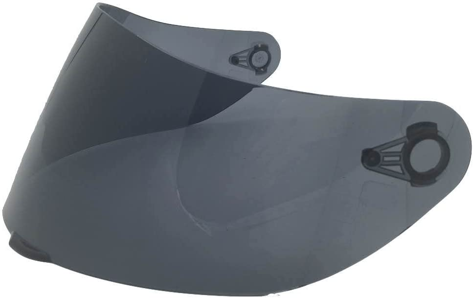 AGV Visor GT2/1/Clear Scratch-Resistant Anti-Fog for S//K-5//K-5/K-3/SV Size: XS//–/MS