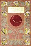 Monogram Tennis Journal: Blank Notebook Diary Log (Monogram NouveauThree 365 Lined) (Volume 66)