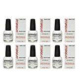 Probelle Filler Base Coat, Clear, Ridge, .5 Fluid Ounce (6 Pack)