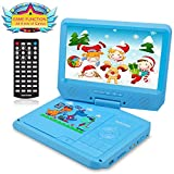WONNIE 9.5 Inch Portable DVD Player