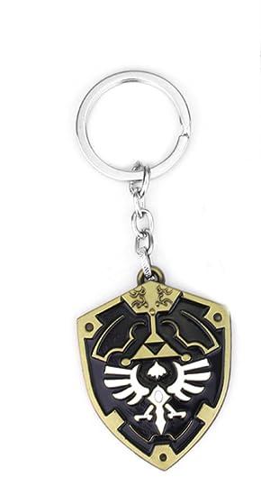 La Leyenda de Zelda Logo Auto/casa/barco llavero w/caja de ...